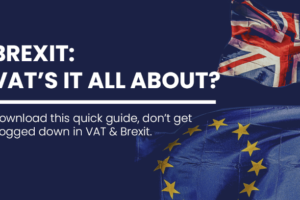 BREXIT: VAT's it all about?