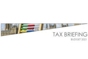 Budget Briefing March 2021